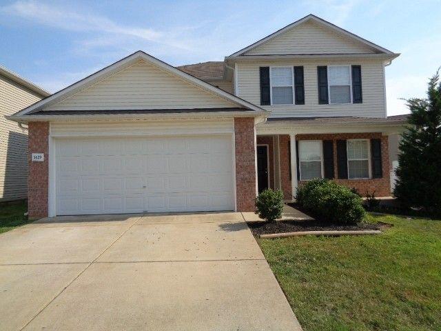 boxelder way murfreesboro tn 37128 home for rent
