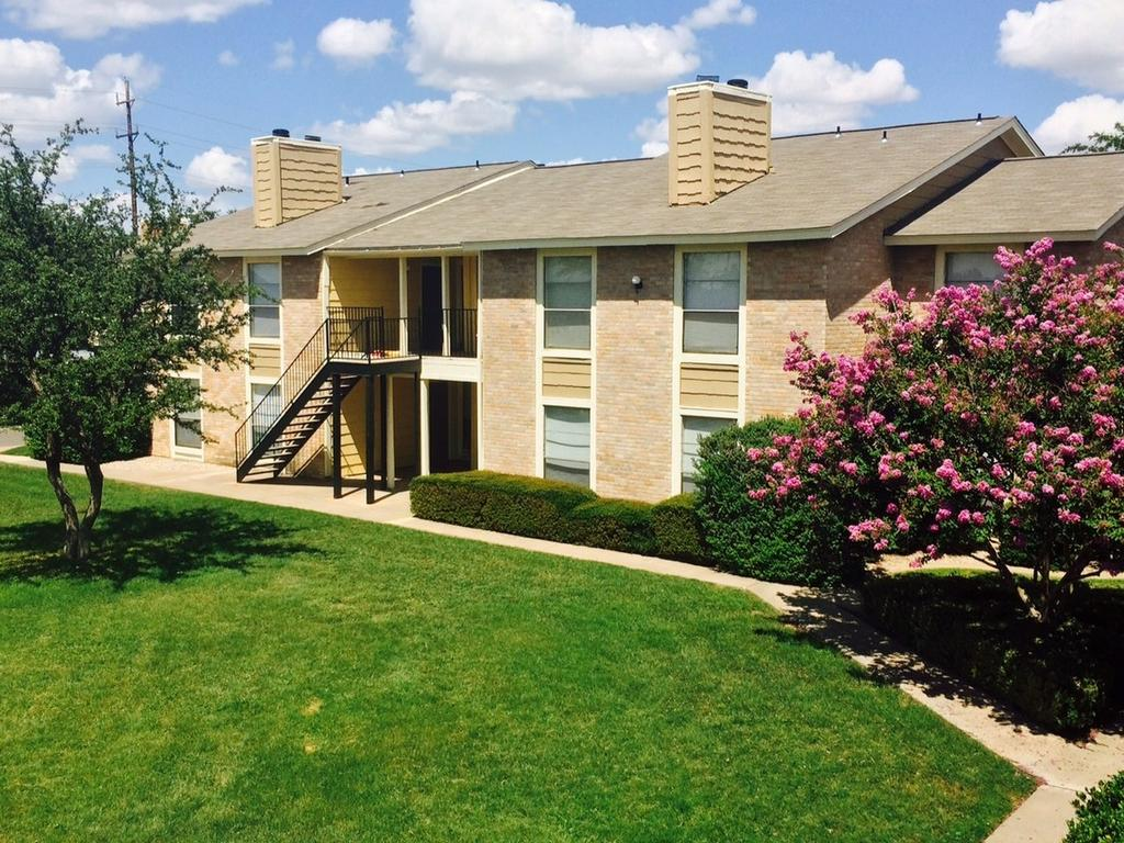 Creekside Apartments San Angelo Tx