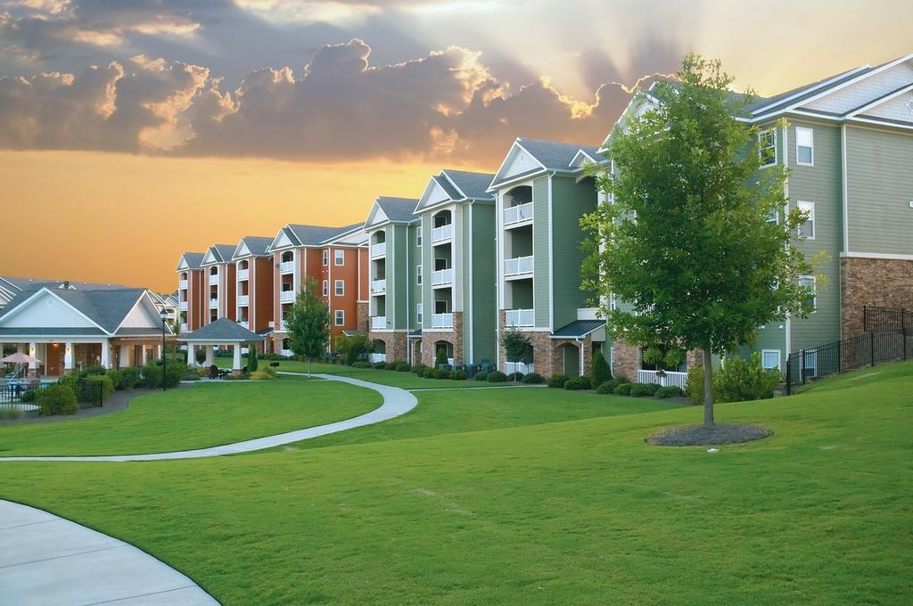 New Apartments In Duncan Sc