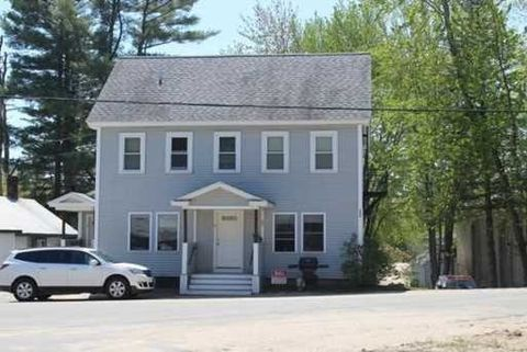 Photo of 22 Whittier St, Ossipee, NH 03886
