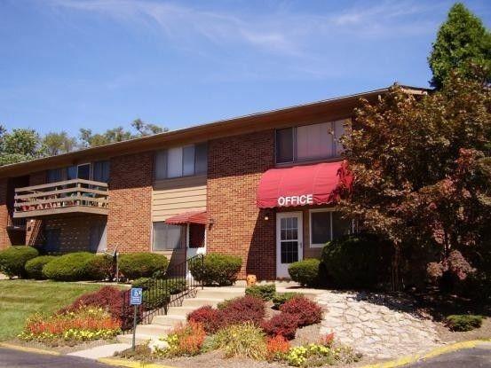 Kensington Ridge Apartments Middletown Ohio