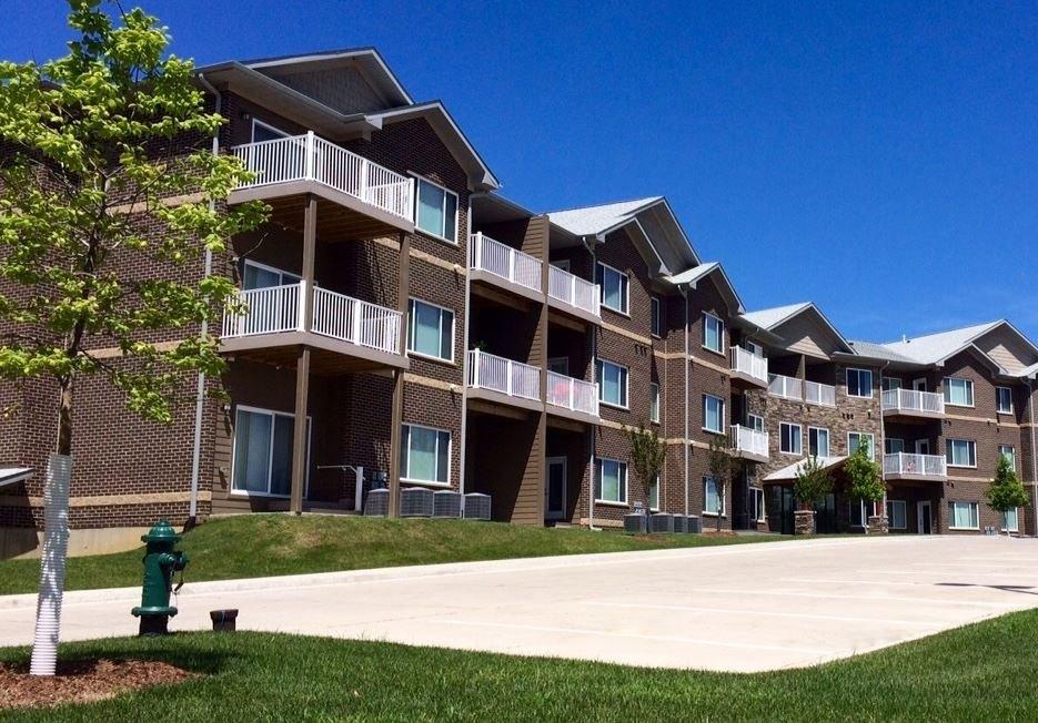 Cedar River Bluffs Apartments