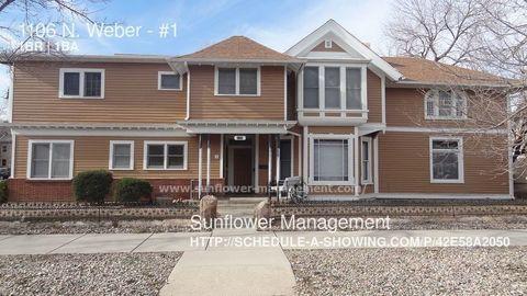 1106 N Weber St, Colorado Springs, CO 80903