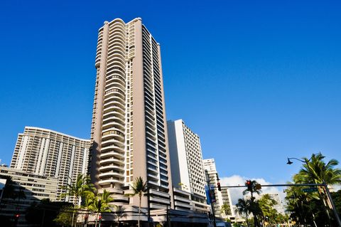 Photo Of 1910 Ala Moana Blvd 18 Honolulu Hi 96815 Apartment For Rent