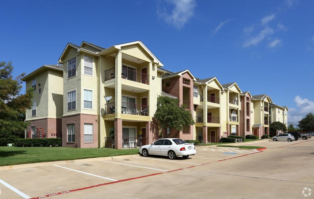 Copperfield Apartments Bryan Tx