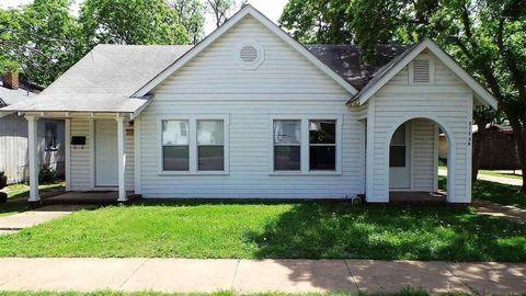 Photo of 2173 Ave J 2173 Ave # J, Wichita Falls, TX 76309