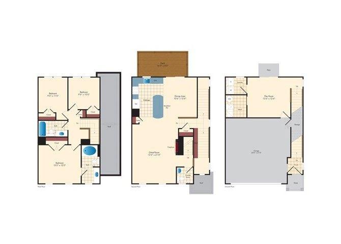 Enclave At Emerson 8450 Upper Sky Way Apartment For Rent Doorsteps Com