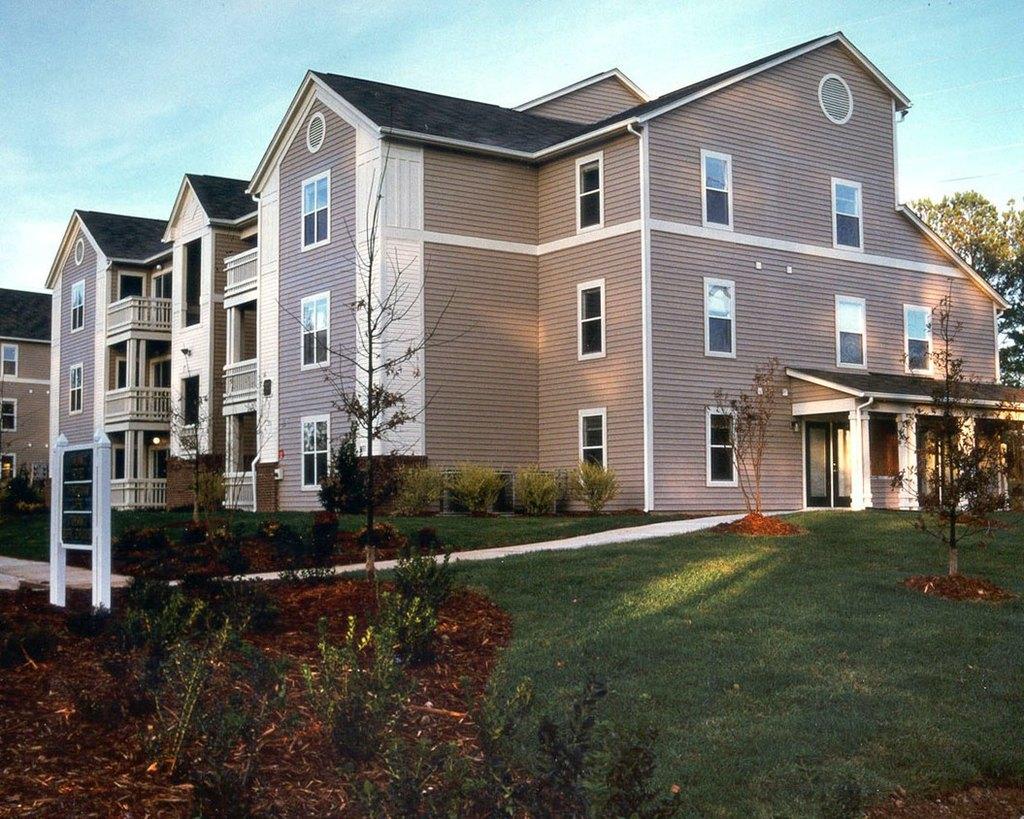 University of north carolina chapel hill unc housing for Dobbins homes