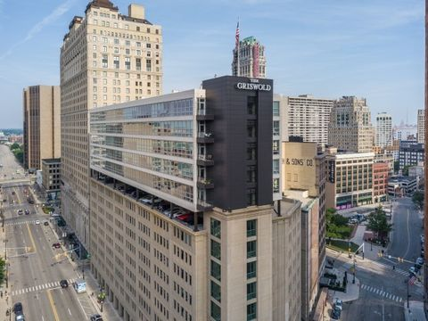 Photo of 1117 Griswold St, Detroit, MI 48226