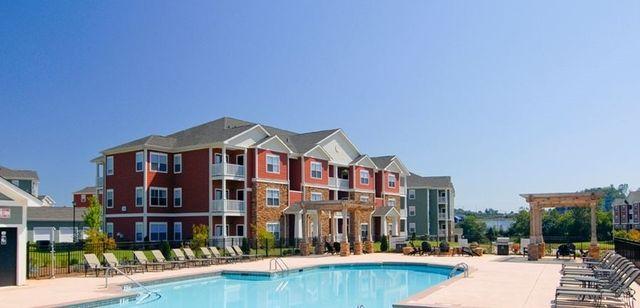 Knob Creek Apartments Johnson City Tn