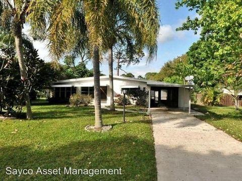 7304 James Rd, Fort Pierce, FL 34951