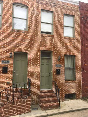 Photo of 2207 Mullikin St, Baltimore, MD 21231