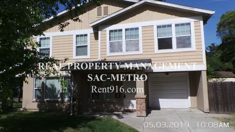 Photo Of 3232 La Solidad Way Sacramento Ca 95817 House For Rent
