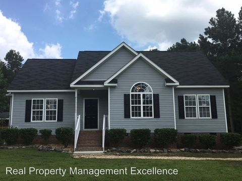 415 Tranquil Ln, Willow Springs, NC 27592