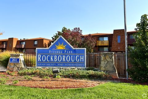 202 N Rock Rd, Wichita, KS 67206