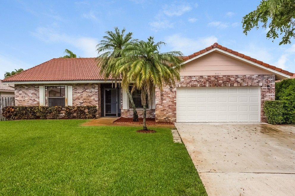 4021 Nw 73rd Ave, Coral Springs, FL 33065