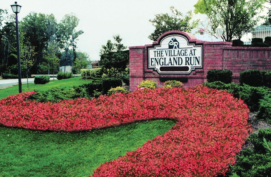 The Village At England Run Townhomes