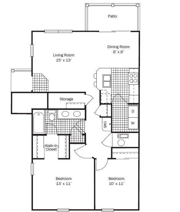 Apartments for Rent at The Lakes of Olentangy - 396 Summerwind Ln ...