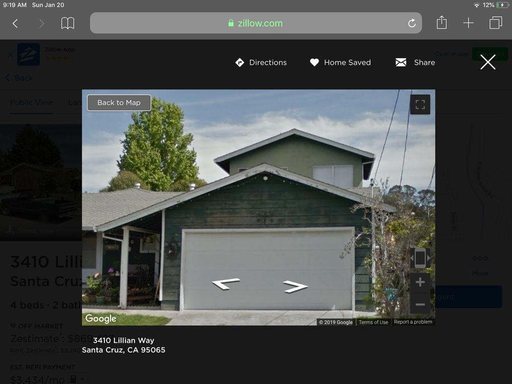 3410 Lillian Way, Santa Cruz, CA 95065