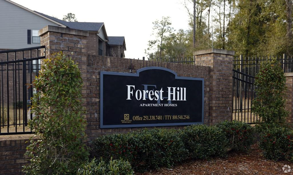 Forest Hill Apartments