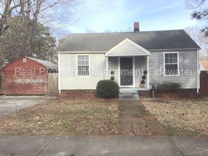 3436 Herbert St, Norfolk, VA 23513
