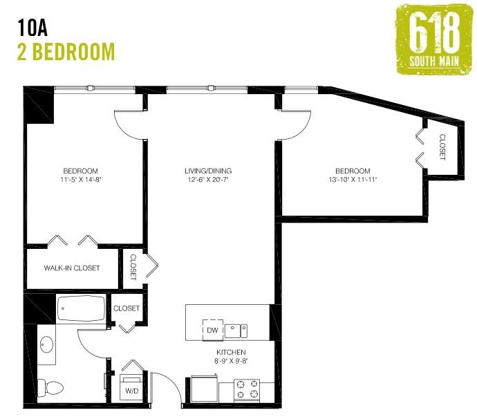 2 Bedroom, 1 Bath, 993 Sq.ft. CALL. See Other Floor Plans ... Part 23