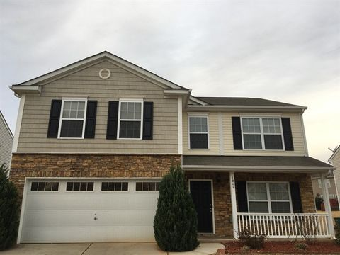 Photo of 1011 Bent Branch St, Gastonia, NC 28054