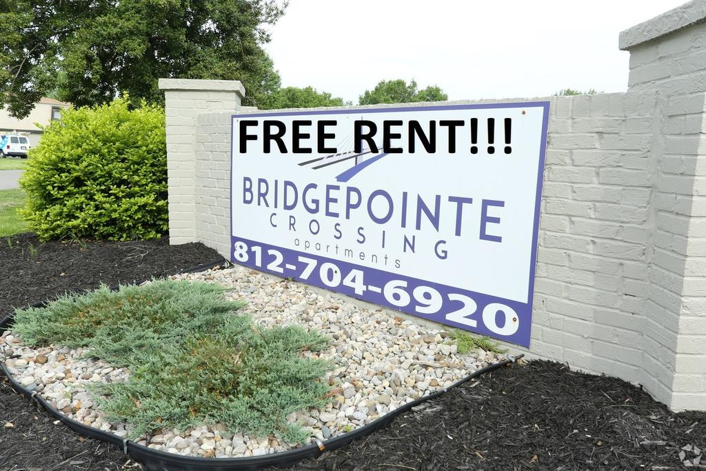 Bridgepointe Crossing Apartments - FREE RENT!