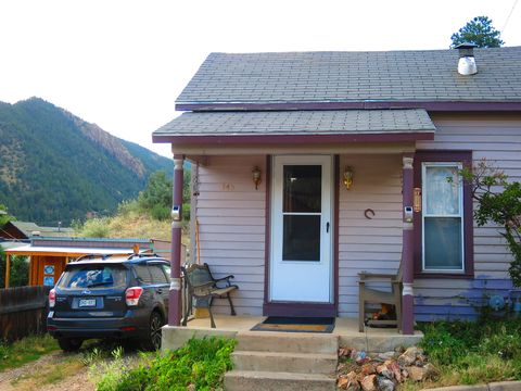 Photo of 345 8th Ave, Idaho Springs, CO 80452