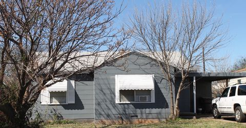 2222 Gilbert Ave, Wichita Falls, TX 76301