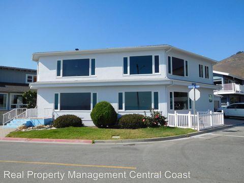 702 Ocean Blvd, Pismo Beach, CA 93449