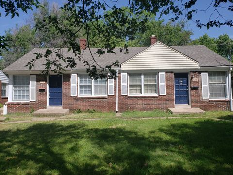 Photo of 2638 E Grail St, Wichita, KS 67211