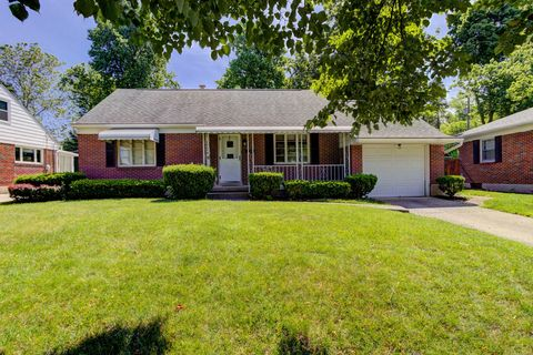 Photo of 1724 Northgate Rd, Springfield, OH 45504