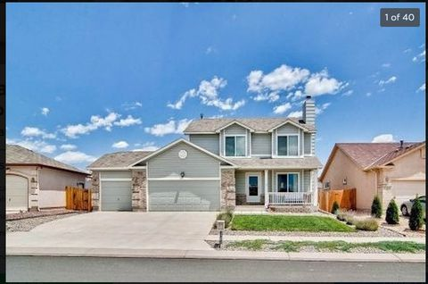 Photo of 5520 Sacred Feather Dr, Colorado Springs, CO 80916