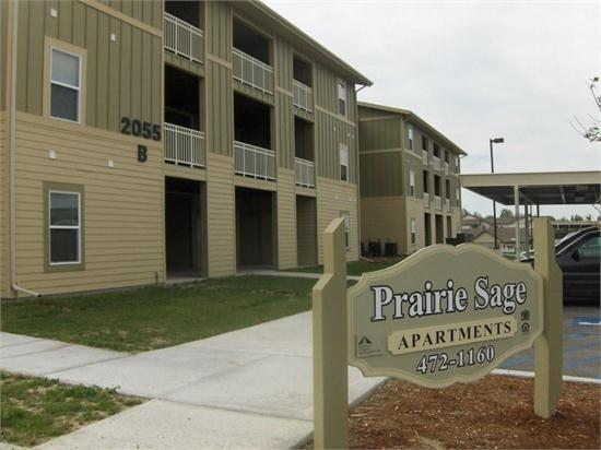 Prairie Sage Apts - Income Restrictions Apply