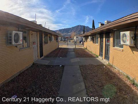 Photo of 8636 Lawson St, El Paso, TX 79904