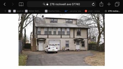 Photo of 276 Rockwell Ave, Long Branch, NJ 07740