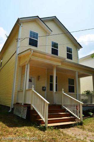 Photo of 1108 Decatur St, Richmond, VA 23224