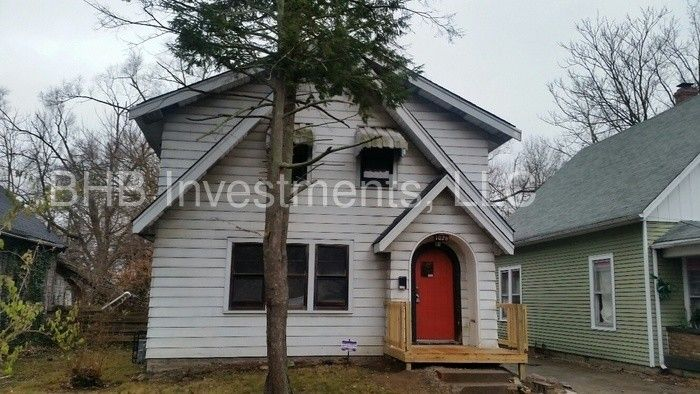 1026 N Goodlet Ave, Indianapolis, IN 46222
