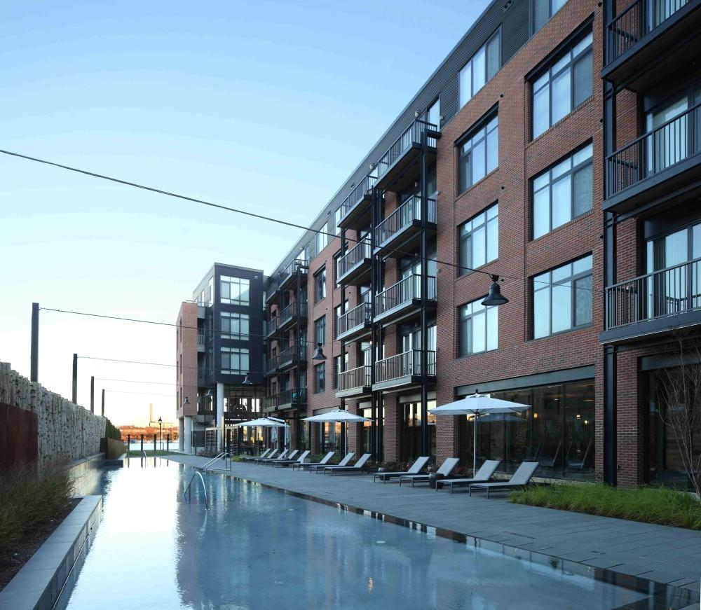 Union Wharf Apartments