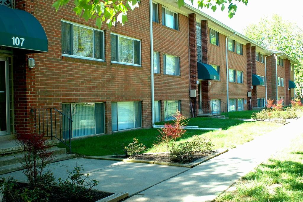 Evergreen Apartments Elkton Md