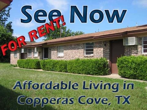 Photo of 603 Sunset Ln, Copperas Cove, TX 76522