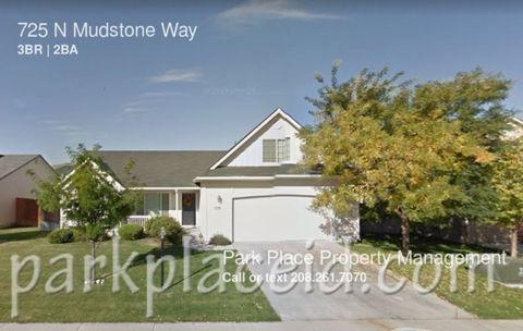 725 N Mudstone Way, Kuna, ID 83634
