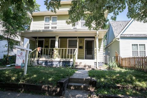 Photo of 417 N Linwood Ave # 417, Indianapolis, IN 46201