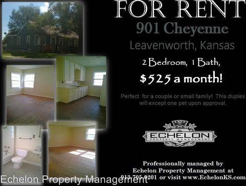 901 Cheyenne, Leavenworth, KS 66048