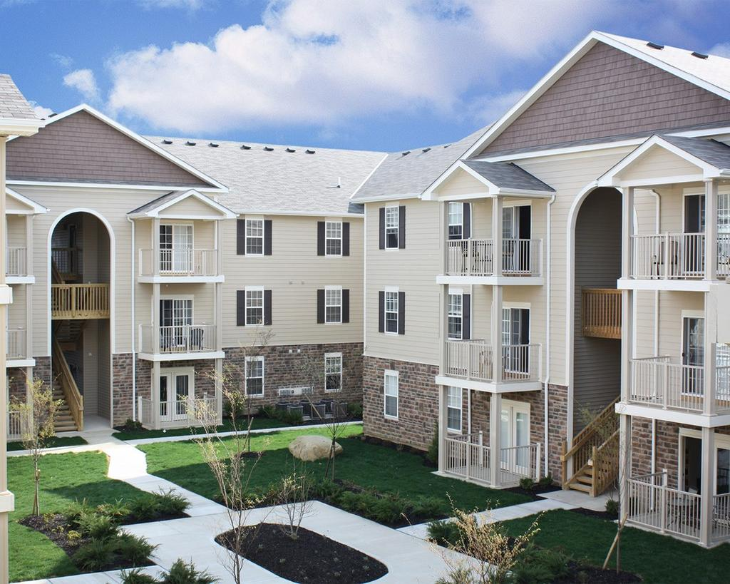 The Residences at Liberty Crossing