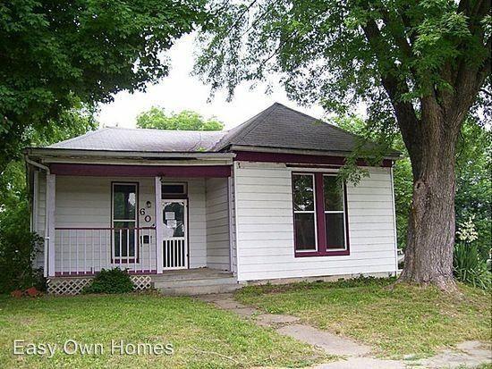 604 Watts Ave, Fayette, MO 65248
