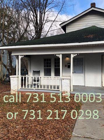 Photo of 523 Wisdom St, Jackson, TN 38301