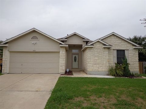 Photo of 203 Little Lake Rd, Hutto, TX 78634