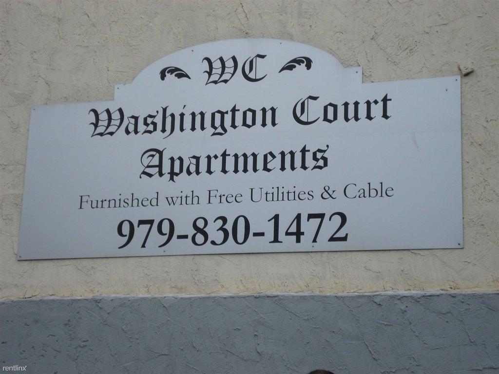 Washington Court Apartments Brenham Tx